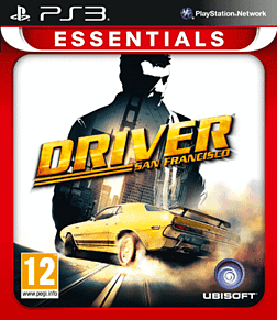 Driver San Francisco (PS3 Essentials) PlayStation 3 Cover Art