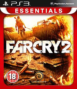 Far Cry 2 (PS3 Essentials) PlayStation 3