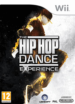 The Hip Hop Dance Experience Wii Cover Art
