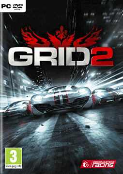 GRID 2 PC Games Cover Art