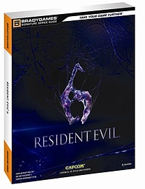Resident Evil 6 Strategy Guide Strategy Guides and Books