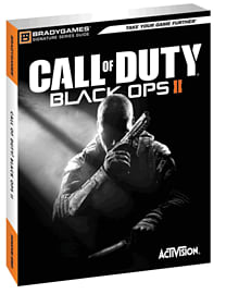 Call of Duty: Black Ops II Strategy Guide Strategy Guides and Books