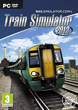 Train Simulator 2013 PC Games Cover Art