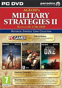 Ageod Military Strategies II: Battles of 1756-1850 PC Games