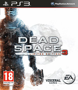 Dead Space 3 Exclusive Limited Edition PlayStation 3 Cover Art
