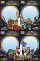 World of Warcraft Mega Bloks: Faction Packs Toys and Gadgets