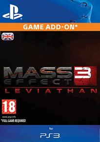 Mass Effect 3: Leviathan PlayStation Network