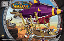 World of Warcraft Mega Bloks: Goblin Zeppelin Ambush Toys and Gadgets