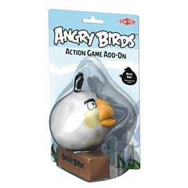 Angry Birds Action Game- White Bird Toys and Gadgets