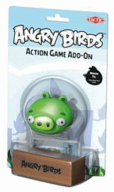 Angry Birds Action Game Add-On Minion Pig Toys and Gadgets