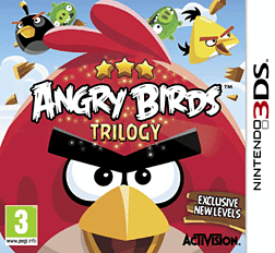 Angry Birds 3DS Cover Art