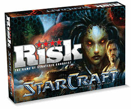 Starcraft Risk Toys and Gadgets