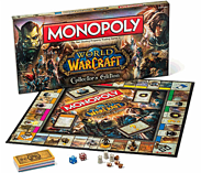 World of Warcraft Monopoly screen shot 1