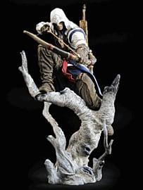 Assassin's Creed III Figure - Connor: The Hunter Toys and Gadgets