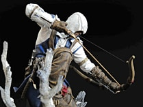 Assassin's Creed III Figure - Connor: The Hunter screen shot 1