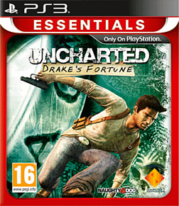 PS3 UNCHARTED DRAKESFOR ESS PlayStation 3 Cover Art