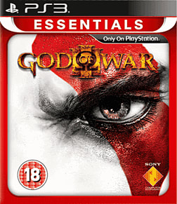 God of War III (PS3 Essentials) PlayStation 3 Cover Art