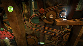 LittleBigPlanet (PS3 Essentials) screen shot 1