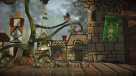 LittleBigPlanet (PS3 Essentials) screen shot 2