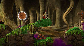 LittleBigPlanet (PS3 Essentials) screen shot 4