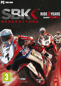 SBK Generations PC Games Cover Art