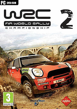 WRC: FIA World Rally Championship 2 PC Games Cover Art