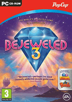 Bejeweled 3 PC Games Cover Art