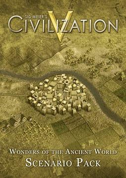 Sid Meier's Civilization V: Scenario Pack – Wonders of the Ancient World (Mac) Mac