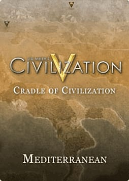 Sid Meier's Civilization V: Cradle of Civilization – The Mediterranean (Mac) Mac Cover Art