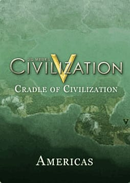Sid Meier's Civilization V: Cradle of Civilization – The Americas (Mac) Mac Cover Art