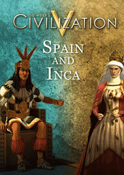 Sid Meier's Civilization V: Double Civilization and Scenario Pack – Spain and Inca (Mac) Mac Cover Art