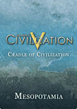 Sid Meiers Civilization V: Cradle of Civilization  Mesopotamia (Mac) Mac