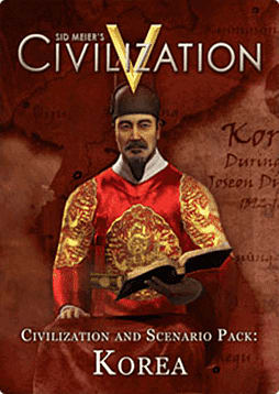 Sid Meier's Civilization V: Civilization and Scenario Pack – Korea (Mac) Mac