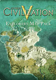 Sid Meiers Civilization V: Explorers Map Pack (Mac) Mac