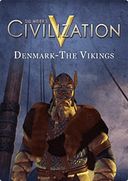 Sid Meier's Civilization V: Civilization and Scenario Pack - Denmark (Mac) Mac Cover Art