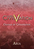 Sid Meiers Civilization V: Cradle of Civilization  Asia (Mac) Mac