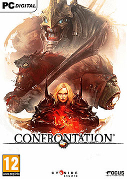 Confrontation PC Games Cover Art