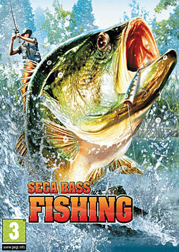 SEGA Bass Fishing PC Games Cover Art