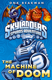 Skylanders: The Machine of Doom Strategy Guides and Books