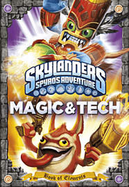 Skylanders Book of Elements: Magic & Tech Strategy Guides and Books