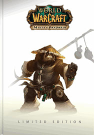 World of Warcraft: Mists of Pandaria Limited Edition Strategy Guide Strategy Guides and Books