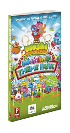 Moshi Monsters: Moshlings Theme Park Prima Official Game Guide Strategy Guides and Books