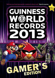 Guinness World Records: Gamers Edition 2013 Strategy Guides and Books