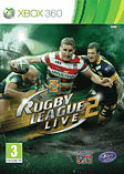 Rugby League Live 2 Xbox 360