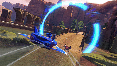 Sonic & All-Stars Racing Transformed for Xbox 360, PlayStation 3, PS Vita, Wii U, PC and 3DS