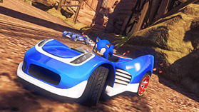 Sonic & All-Stars Racing Transformed - Limited Edition screen shot 1