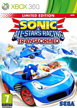 Sonic & All-Stars Racing Transformed - Limited Edition Xbox 360