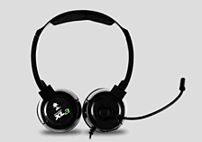 Turtle Beach Ear Force XLA Headset for Xbox 360 screen shot 3