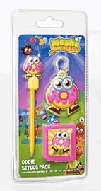 Moshi Monsters Oddie Stylus Pack Accessories