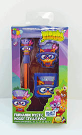 Moshi Monsters GAME Exclusive Furnando Magical Moggie Stylus Pack Accessories